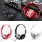 Lightweight Foldable Headphones for iPhone Smartphones MP3 PC Laptop Tablets