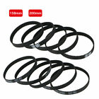 5Pcs Round GT2 Rubber Timing Belt 6mm Width 2mm Pitch for 3D Printer CNC
