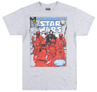 STAR WARS THE LAST JEDI T-SHIRT HEATHER GREY MENS MOVIE TEE FIFTH SUN $20.04 CAD on eBay