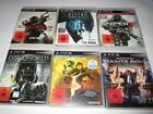 Playstation 3, Ps3 Spiele selber auswählen, Sniper, Crysis, Saints, Limited, top