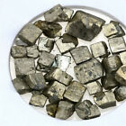 Pyrite Ore Crushed Gravel Stone Chunk Lots Degaussing natural Jewelry worn