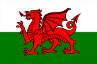 Handmade Home Decor Items WALES FLAG VINYL DECAL STICKER MULTIPLE SIZES TO CHOOSE FROM