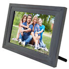 "Life Made Digital Touch-Screen 13"" Picture Frame with Wi-Fi – All colors - SLRB"