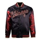 NBA Chicago Bulls Mitchell & Ness Men's Chicago 6 Ring Collection Satin Jacket on eBay