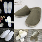 New Cute1Pairs Spa Hotel Guest Slippers Travel Shoes Disposable Non-woven Fabric