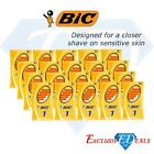 BIC 1 High Quality Head Beard Sensitive Shavers Disposable Razors - 5,15,50,100