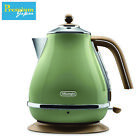 Delonghi KBOV1200J Icona Vintage Electric Kettle 1L 100V Japan Version New