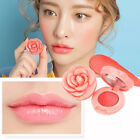 Flower Shaped LipGloss With Mini Mirror Lipstick Lip Balm Beauty MakeUp Tools