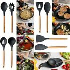 Food Kitchen Silicone Tongs Cooking Bbq Salad Stainless Clip Clamp Steel Utensil