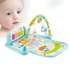 Baby Activity Gym Playmat with Piano Newborn Infant Play Gym Kick Play Toy USA