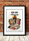 LIVE AND LET DIE 'James Bond' Movie Poster 1979 - Available Framed or Unframed $75.0 AUD on eBay