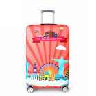 18*-32* Novelty Travel Luggage Cover Dustproof Suitcase Protector Skin Case Hot