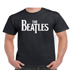 The Beatles T Shirt Classic Rock Band image