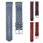 Replacement Genuine Leather Watch Bands Smart Bracelet Strap For Fitbit Charge 2
