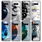 Star Wars Tempered Glass Case for Samsung Galaxy S10 S9 S8 S7 Note 9 8 Plus $4.99 USD on eBay