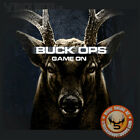 Buck Wear 2452 Buck Ops Game On Deer Hunting T-Shirt Bow Hunting M,  5XLShirts & Tops - 177874