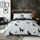 Mila Leopard Leaves Marble Stripes Cat Multi Designs Duvet Covers Bedding Sets
