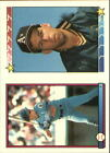 1989 Topps Stickers Baseball Card #s 1-326 (A3118) - You Pick - 10+ FREE SHIP
