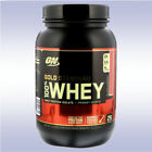 OPTIMUM NUTRITION GOLD STANDARD WHEY (2 LB) protein isolate powder amino energy $29.95 USD on eBay