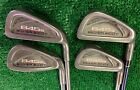 Various Tommy Armour 845s Silver Scot Single Irons (3,4,8) Right Handed Stiff