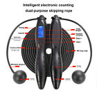 Skipping Jump Counting Rope Digital Calorie Counter Fitness Sport Exercise 9ft