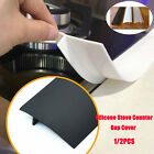 Silicone Stove Counter Gap Cover Oven Guard Spill Seal Slit Filler Kitchen G8A0