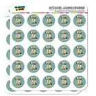 Beer It's a Vacation in a Can Funny Planner Calendar Scrapbooking Stickers