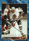 1993-94 Score Hockey # 498-661 ( Pick Your Players)