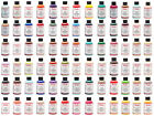 Angelus Sneaker Leather Acrylic Paint Dye Shoe Boots Bags All Colors 1oz  4oz