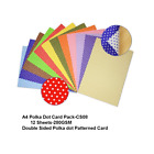 Pinflair A4 Cards -Papers, Decoupage or Die cuts
