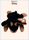 McDonald's TY Beanie Babies Still Sealed - You Pick !!  Free Shipping !!