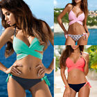 Womens Push Up Bikini Set Bra Pad Swimwear Bandage Lady Swimsuit Bathing Suit $11.94 USD on eBay