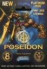 Poseidon Platinum - Male Sexual Enhancement supplements Pills - 100% Authentic $14.99 USD on eBay