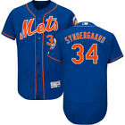 Noah Syndergaard #34 New York Mets Men's Royal Blue Home Game Jersey on Ebay