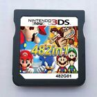 US 482 In 1 Video Game Cartridge Console Card For Nintendo NDS NDSL 2DS 3DS-NDSI фото