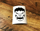 INCREDIBLE HULK STICKERS STICKY DECALS WALL TOY BOX CAR VAN BUMPER LAPTOP