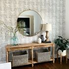 Brewster A Street Prints Akira Dove Leaf Gray Grey White Designer Wallpaper Diy