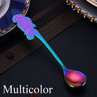 Dessert Kitchen & Dining Mermaid Coffee Spoons Tableware Tea Scoops Ice Spoon