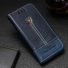 For BlackBerry Phone Case Flip PU Leather Cover Stand Wallet CARD Shockproof