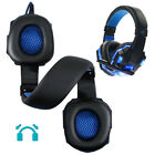 Wired Gaming Headphones Over Ear Earphone Stereo Bass Headset wiht HD Mic 3.5mm