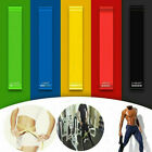 Rubber Resistance Band Fitness Workout Elastic Training Bands For Gym Pilate New image
