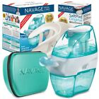 Navage Nasal Care Deluxe Bundle W/50 Saltpods, Caddy & Travel Case, 30% Off!