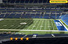 4 Front row Carolina Panthers at Indianapolis Colts tickets Section 410 row 1 on eBay