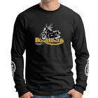 Triumph Bonneville Bonnie Motorcycle Superbikes Long Sleeve T-Shirt TBV-LS-0005 $33.99 AUD on eBay