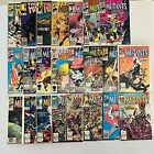 The New Mutants Comics Lot of 23 (#10-84) Marvel VF/NM/MT Individual Issues Too! image