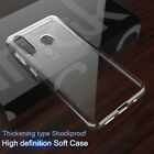 IMAK Thickening Shockproof Clear Soft Back Cover Skin Case For Samsung Galaxy