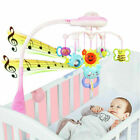 Baby Musical Mobile Projection Nursery Lights Bed Crib Cot Hanging Rattles Toys