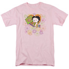 Betty Boop Peace Love And Boop Short Sleeve T-Shirt Licensed Graphic SM-5X $25.83 USD on eBay
