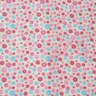 100% COTTON FABRIC SALE Clearance from £1.99 Vintage Patchwork Roses Dress Metre