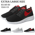 Kyпить Plus Size 6.5-15 Mens Running Shoes 13 Light breathable Trainer Casual Sneakers на еВаy.соm